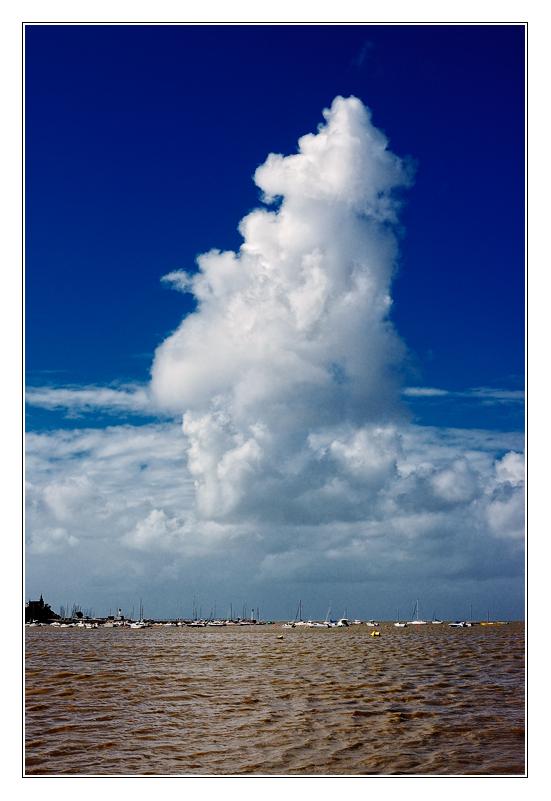 montée nuageuse