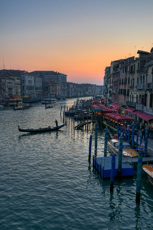 Venise - Soirée vénitienne