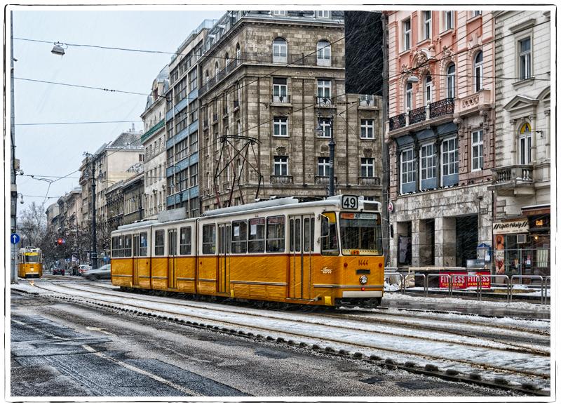 Un tramway tant désiré