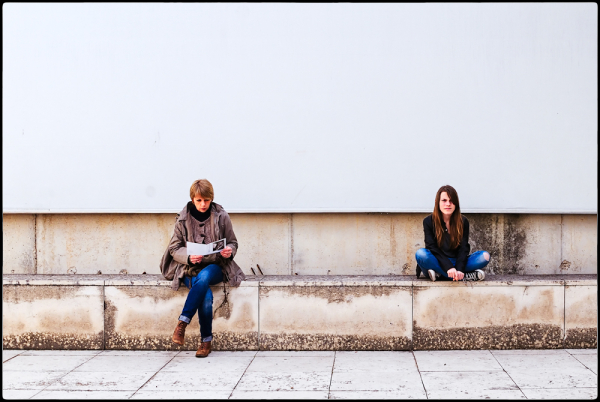 Duo féminin