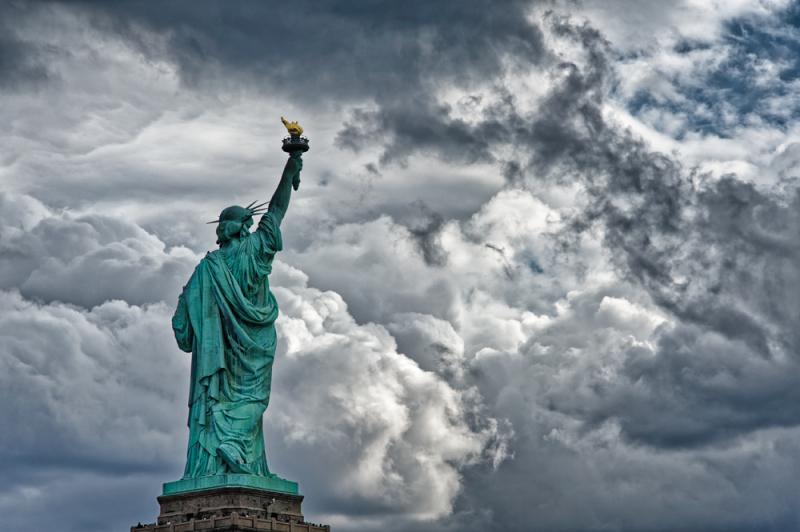 NYC   La Liberté dans tous ses états