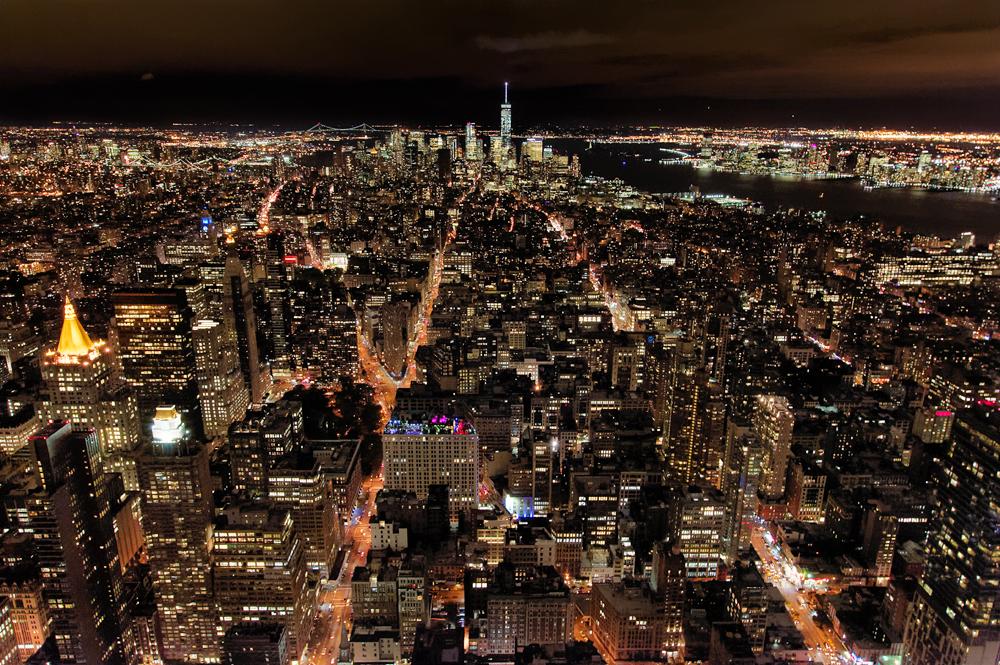 NYC - Doppler sur une ville en pleine forme