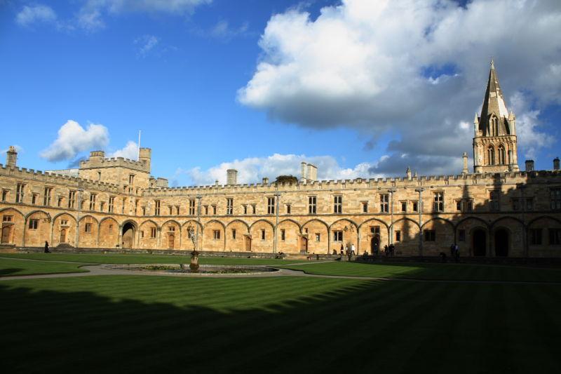 Christ Church, Oxford University