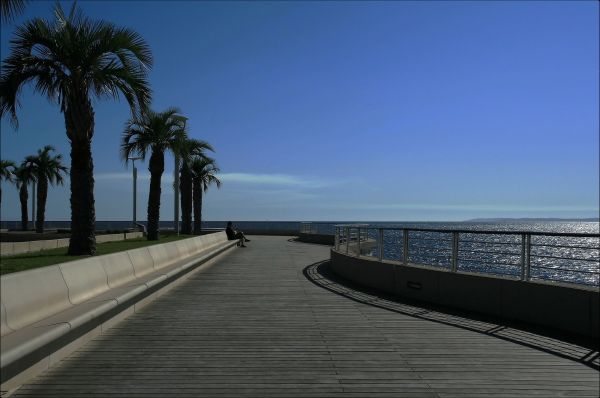 La solitude face à la mer