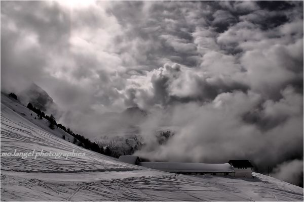 La ferme d'alpage