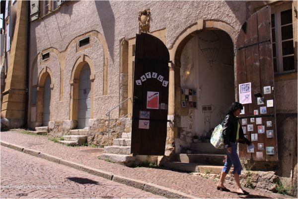 Flâner dans la vieille ville