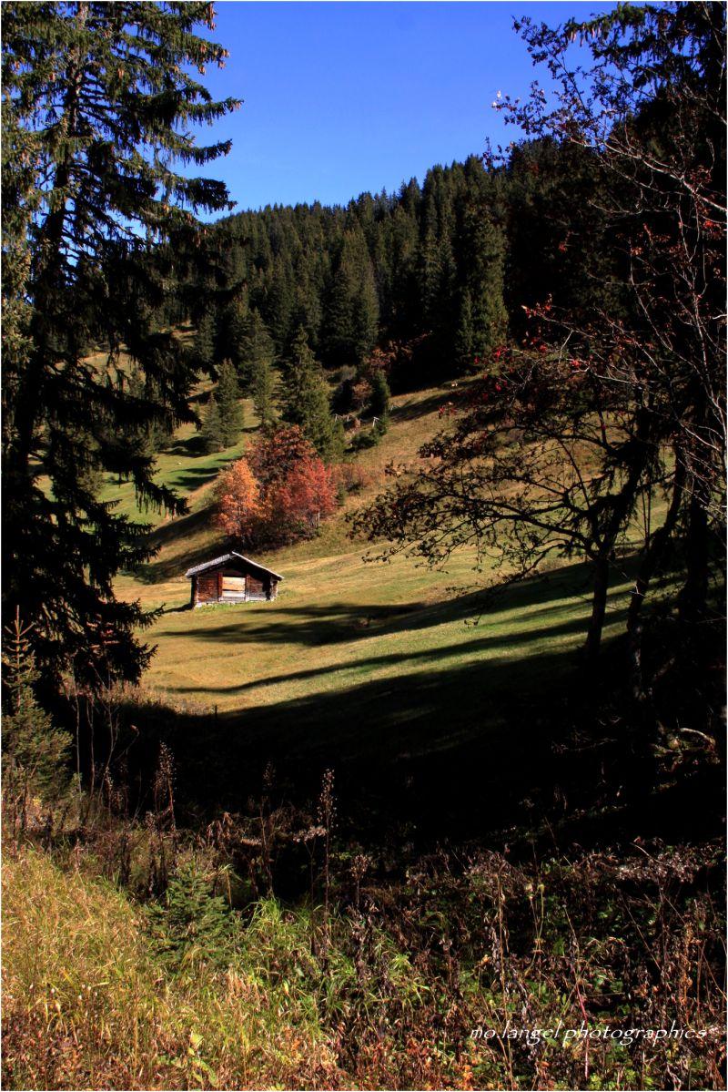 La petite maison dans la prairie :)