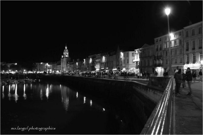 Un soir de juin à La Rochelle
