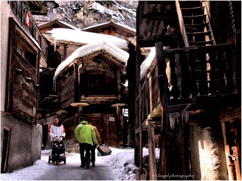 Le Vieux Zermatt