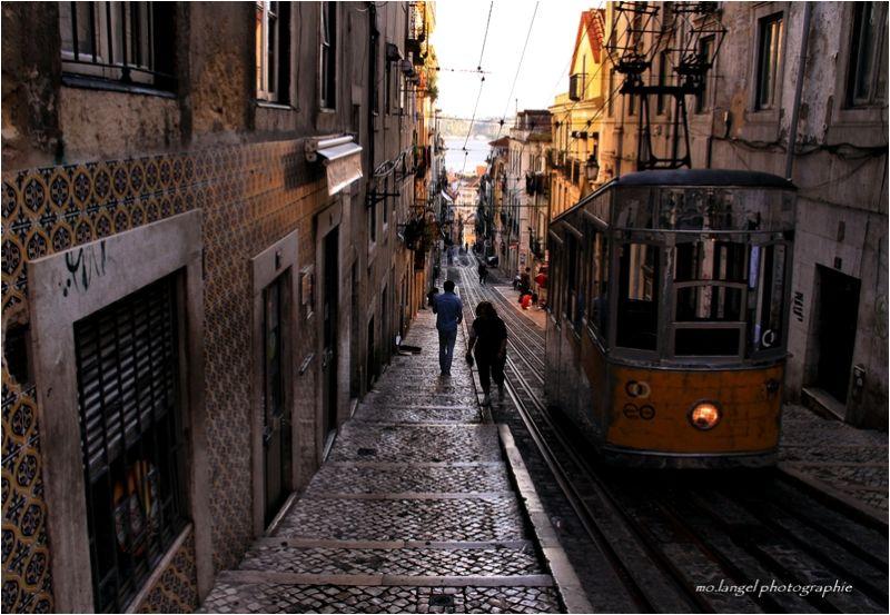 Dans les rues de Lisbonne II