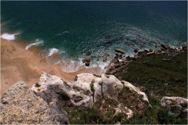 Au-dessus de la falaise