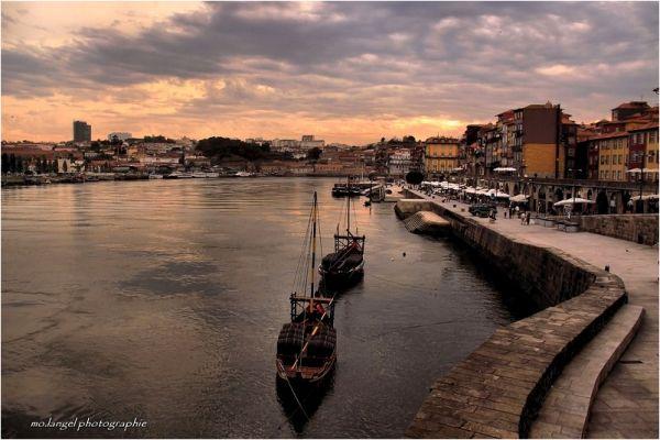 Sur les bords du Douro