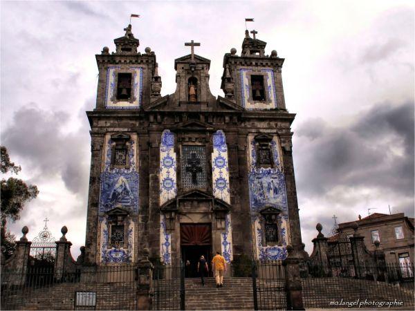 Eglise de Porto