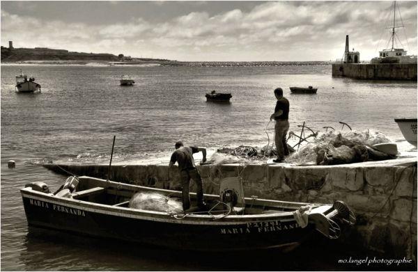 Les travailleurs de la mer