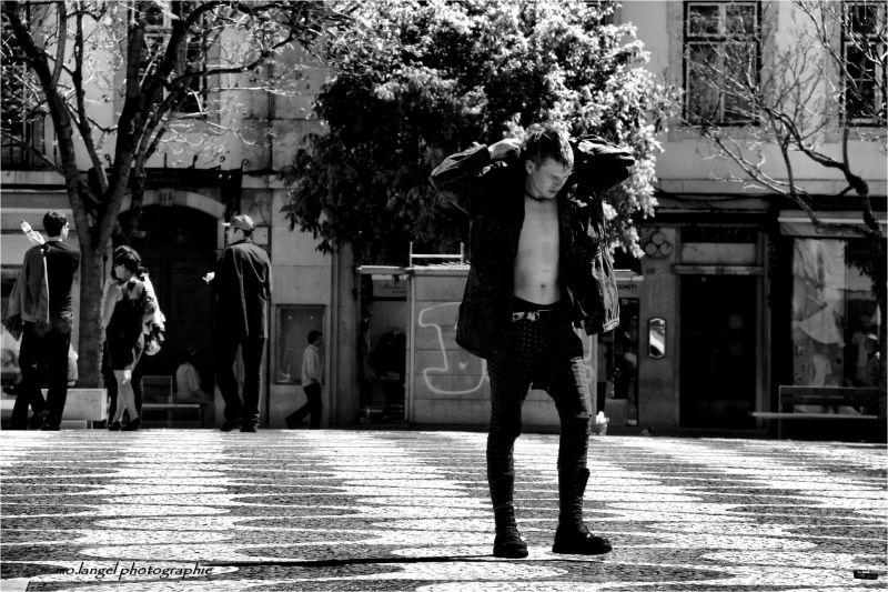 Punk-attitude à Lisbonne