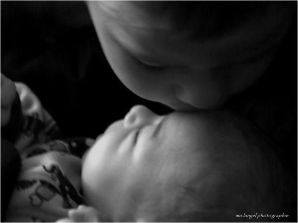 Le baiser fraternel