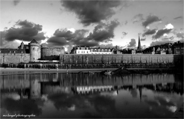 Les remparts de St-Malo