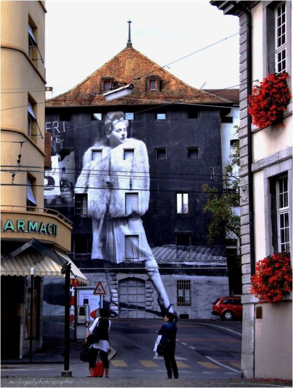 Images dans la ville  (2)