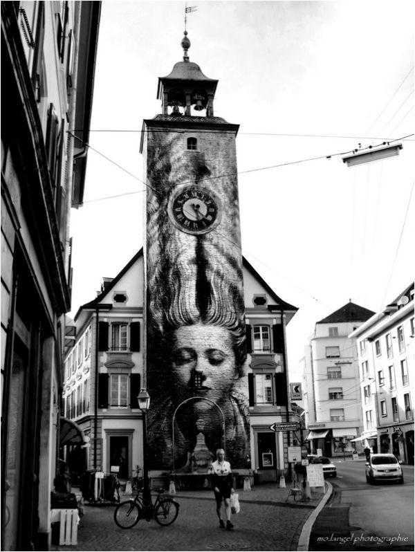 Images dans la ville