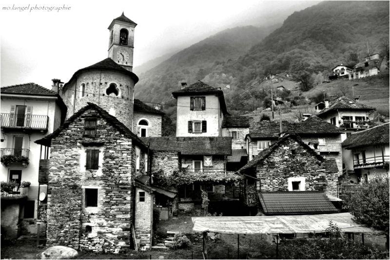 Village de Lavertezzo