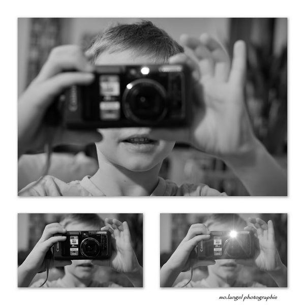 Duel photographique