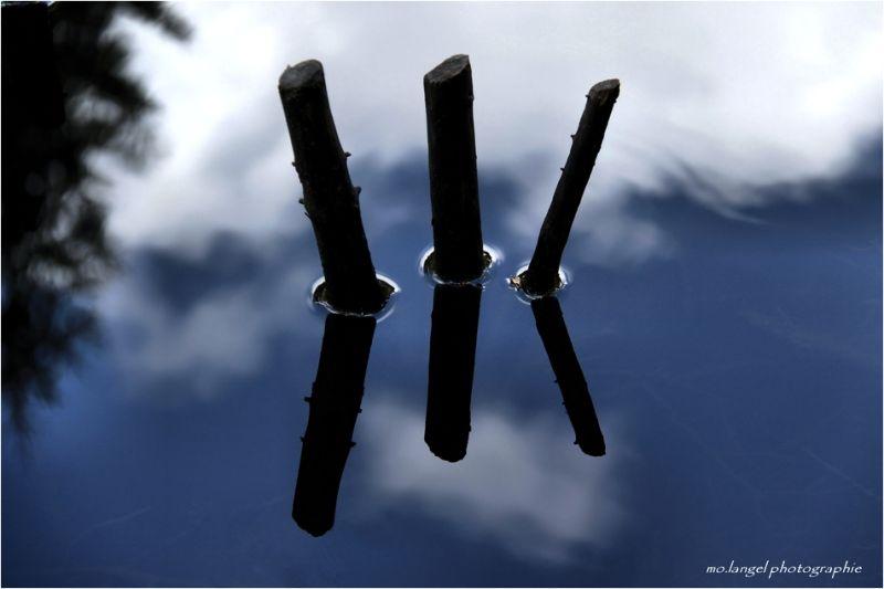 Entre ciel et eau