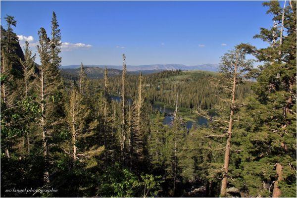 Au pays des lacs, forêts et montagnes