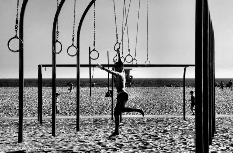 Beach sport