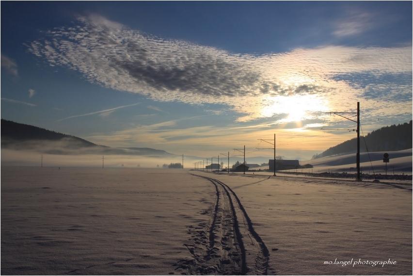 En route pour la Sibérie