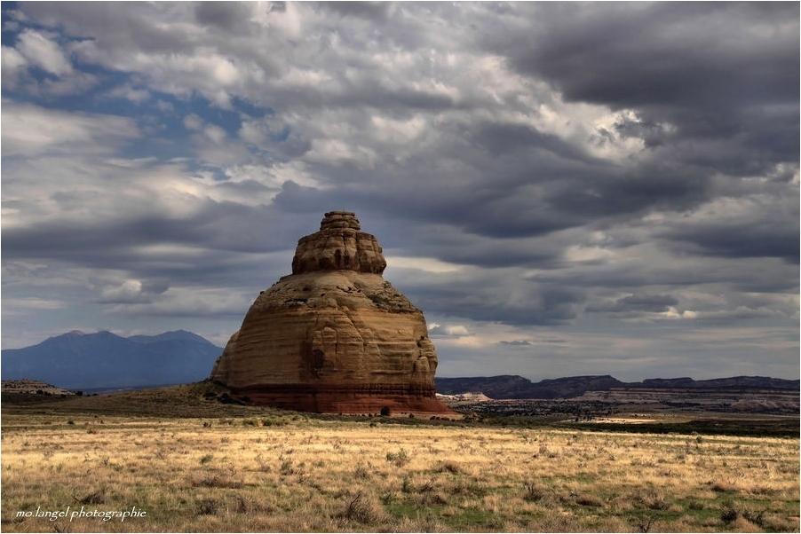 Sur la route de Moab