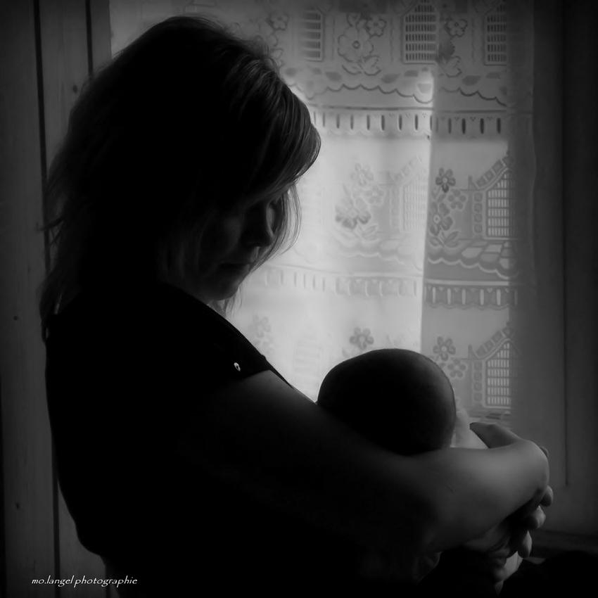 La tendresse d'une maman
