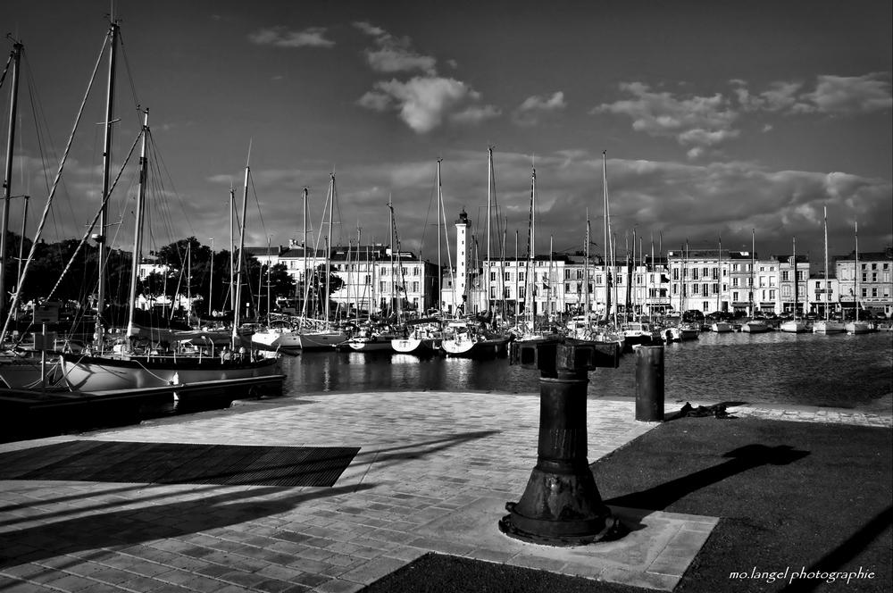 La Rochelle me voici ...