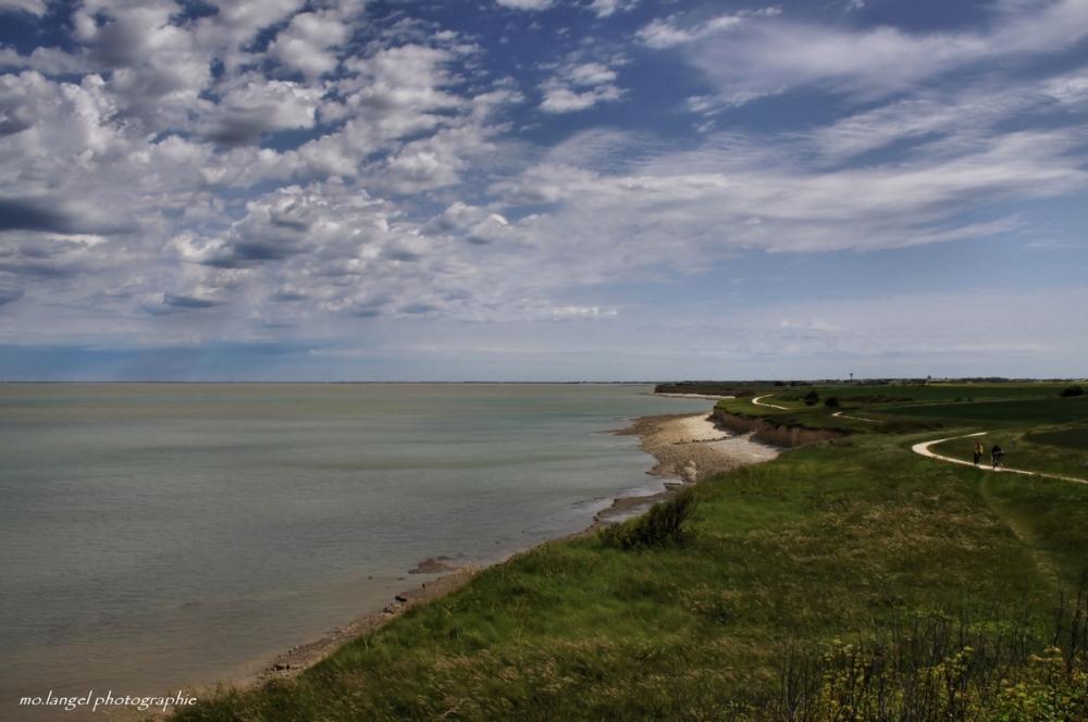 Sur le littoral