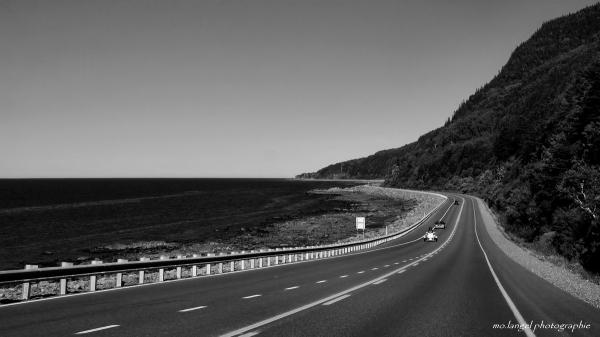 Sur les routes de la Gaspésie