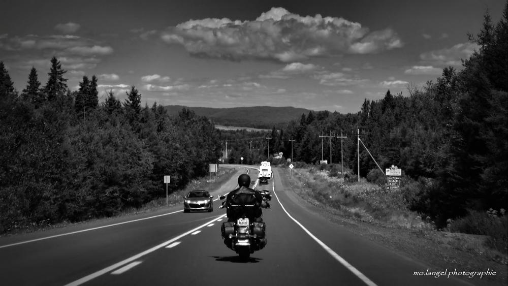 Sur la route de la Matapédia