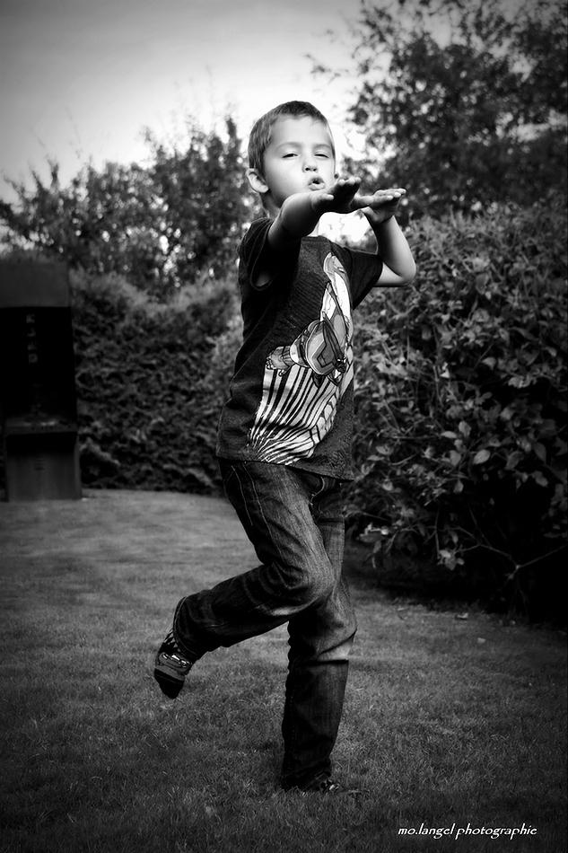 Mon Karate kid ...