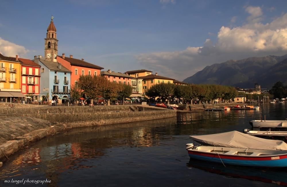 Le village d'Ascona