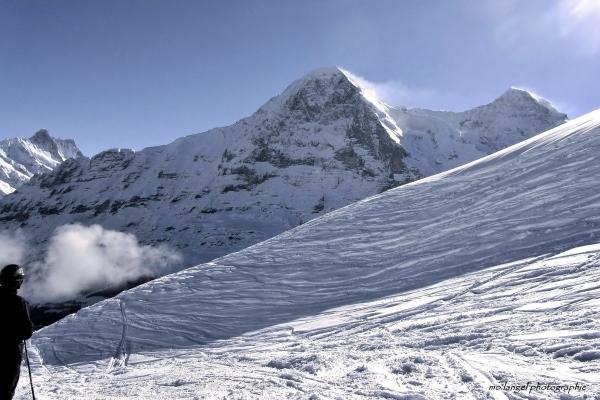Que la montagne est belle....
