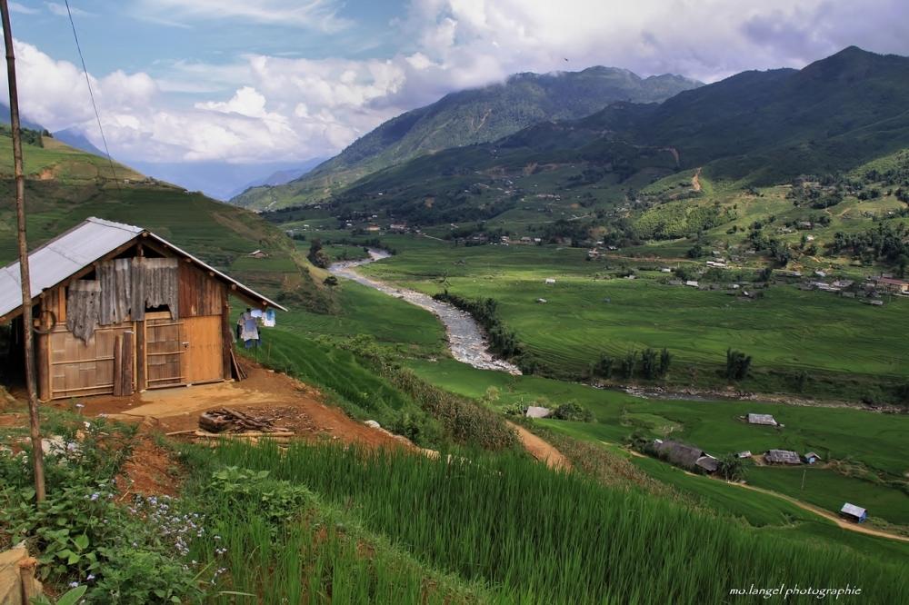 Dans la vallée de Sapa