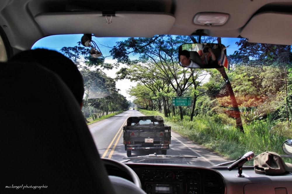 En route pour Tortuguero