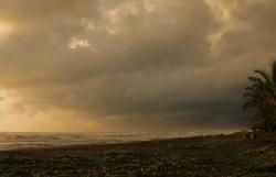 Un ciel de tempête