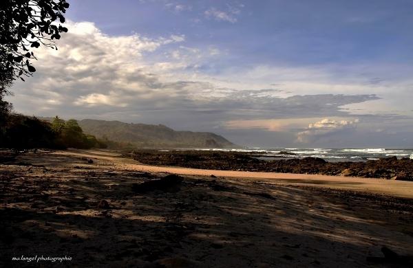 A l'ombre de la plage
