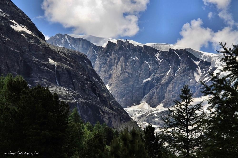 La beauté sauvage de nos montagnes