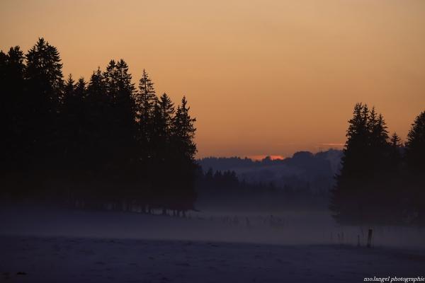 Sunset on Jura