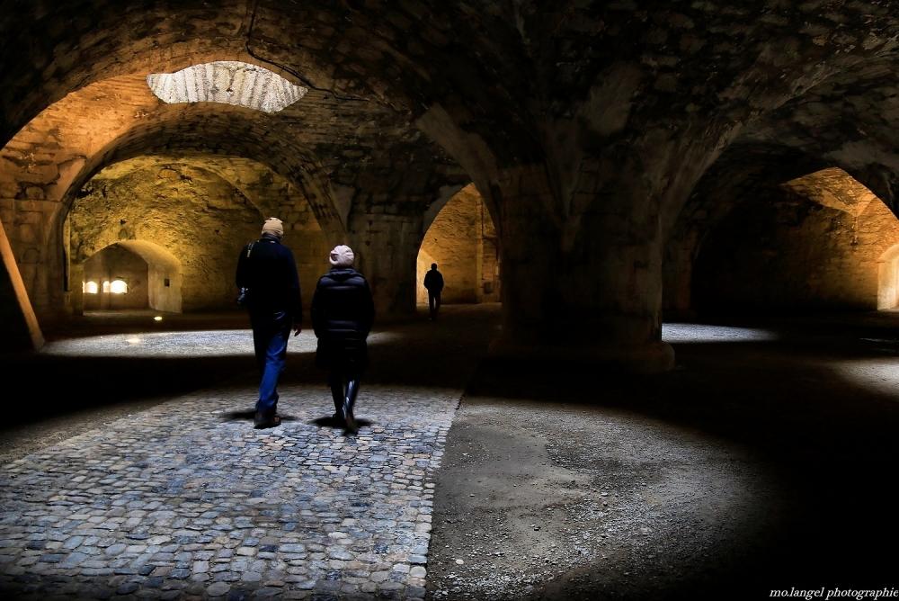 Dans la forteresse
