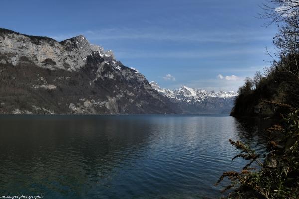 Le Lac de Walenstadt