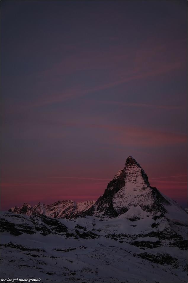 La  montagne se réveille