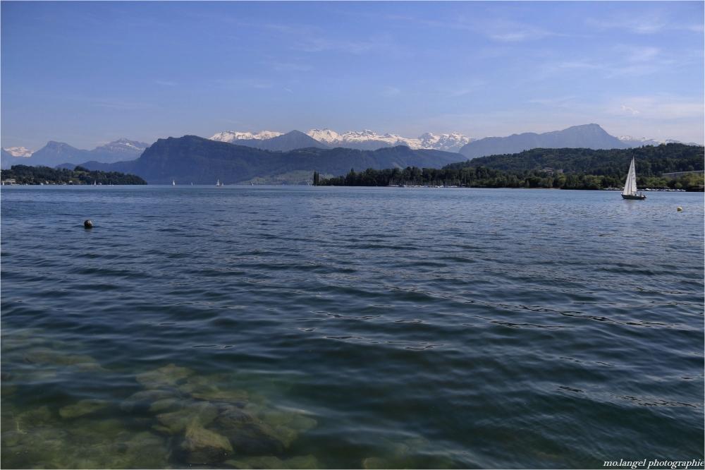 Le lac des Quatre-Cantons