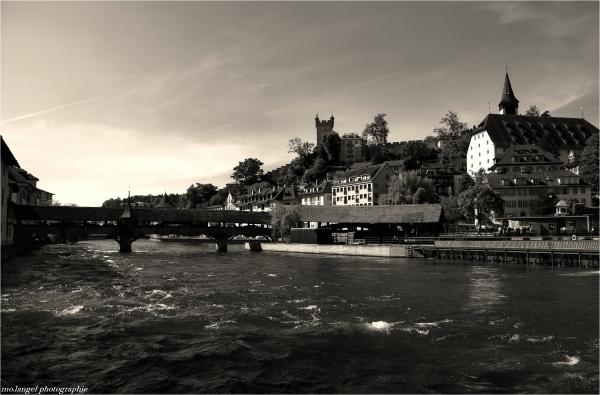 Le vieux pont couvert
