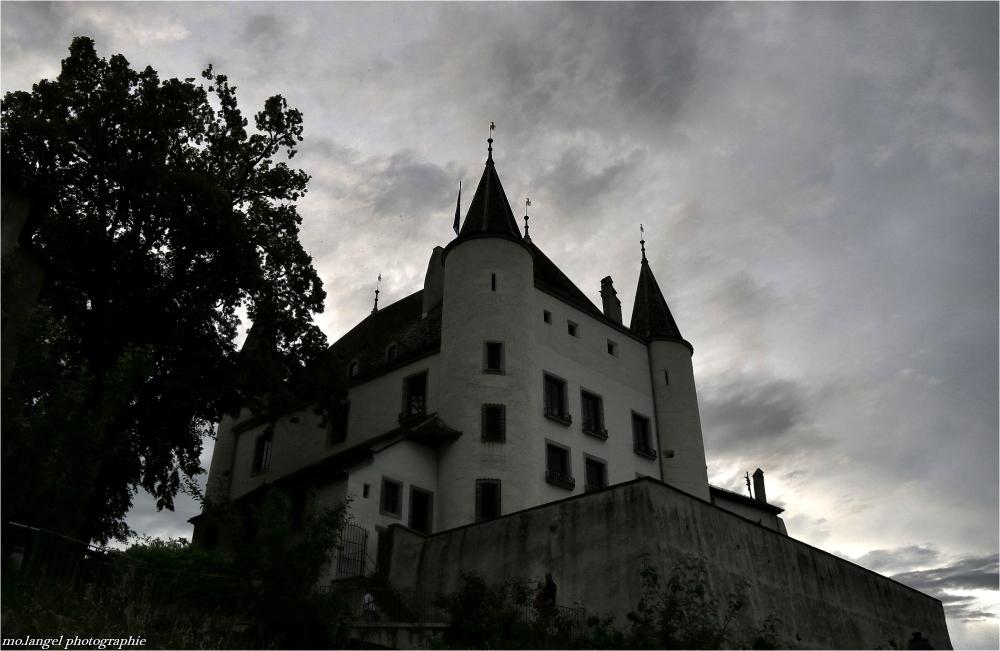 Rendez-vous au pied du château